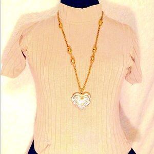 ⭐️2/$40⭐️💎Luxurious Vintage Silk💎Neutral Top